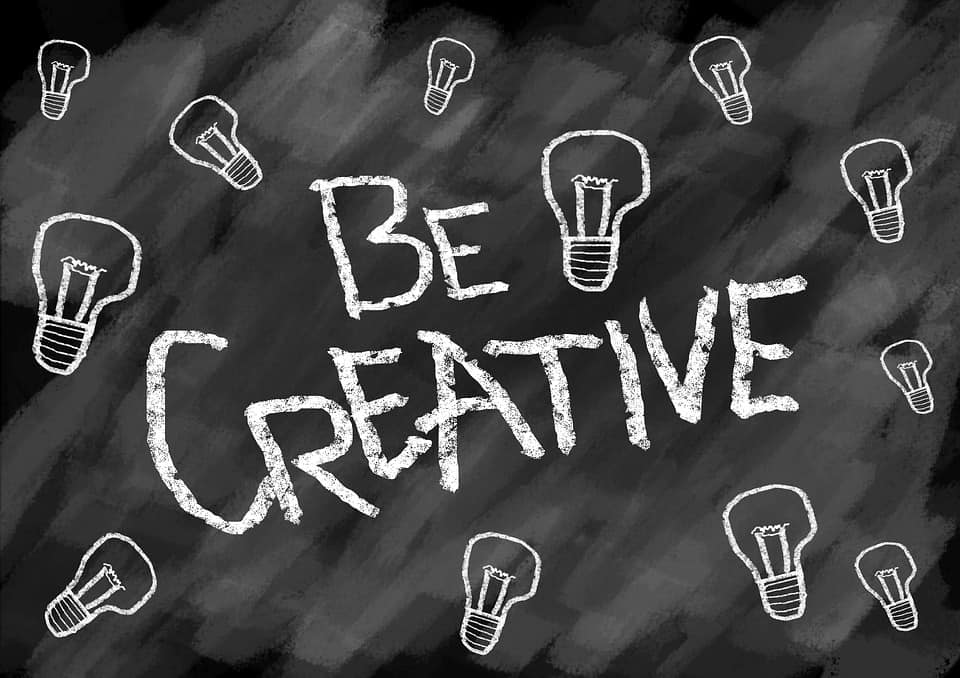Be Creative In 6 Ways