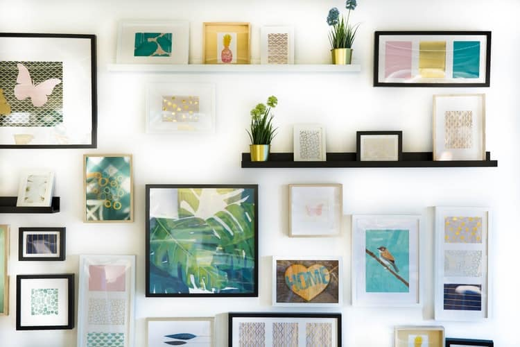 Wall Art Ideas For Bedroom How To Choose Paintings For Your Bedroom
